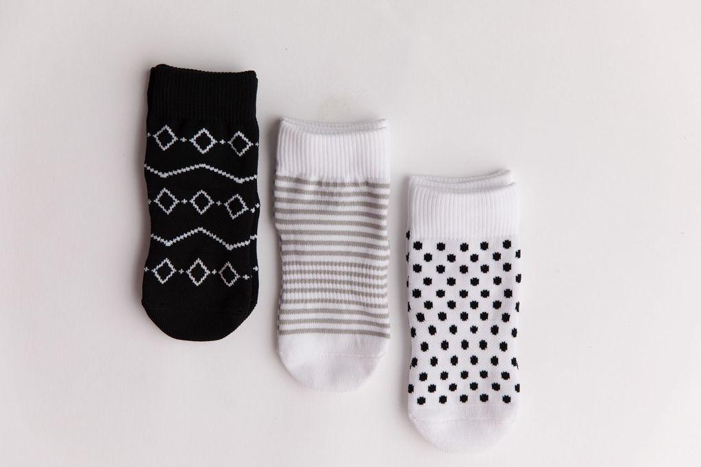 Squid Socks Squid Socks - Carson Collection (Tribal Print, Stripes, & Polka Dots)