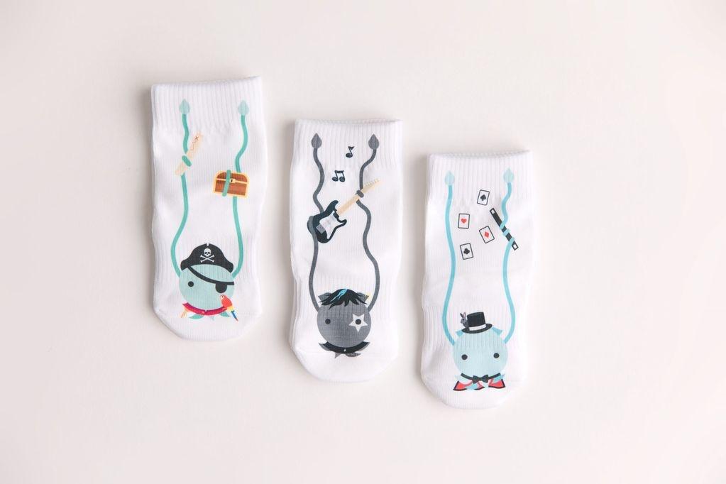 Squid Socks Squid Socks - Calvin Collection