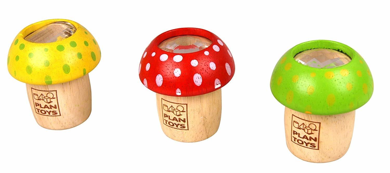 PlanToys Mushroom Kaleidoscope