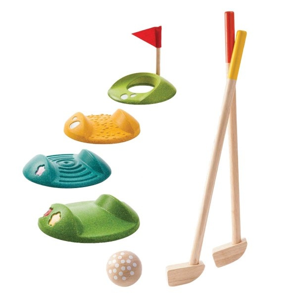 PlanToys PlanToys Mini Golf Set