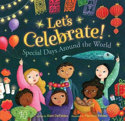 Books Let's Celebrate! Special Days Around the World