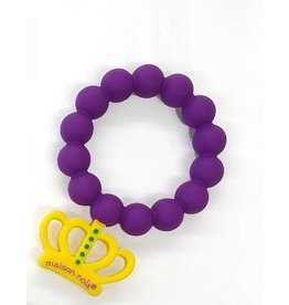 Maison Nola Ring Crown Silicone Teether