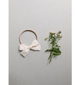 All the Little Bows All The Little Bows Lace Bow Headband -