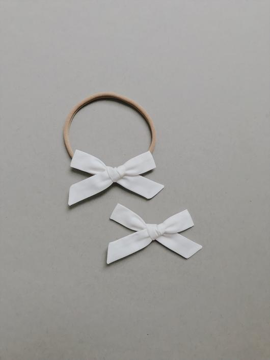 All the Little Bows All The Little Bows Simple Bow Headband -