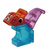 People Toy Company Inc. People Blocks Zoo Animals - Clear