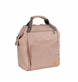 LASSIG LASSIG Glam Goldie Backpack Diaper Bag - Rose