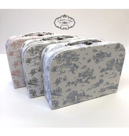 Maison Nola Storyland Toile Keepsake Box