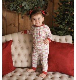 Nola Tawk Streetcar Pajamas - Organic Cotton