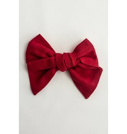 Nola Tawk Christmas Red Sailor Bow