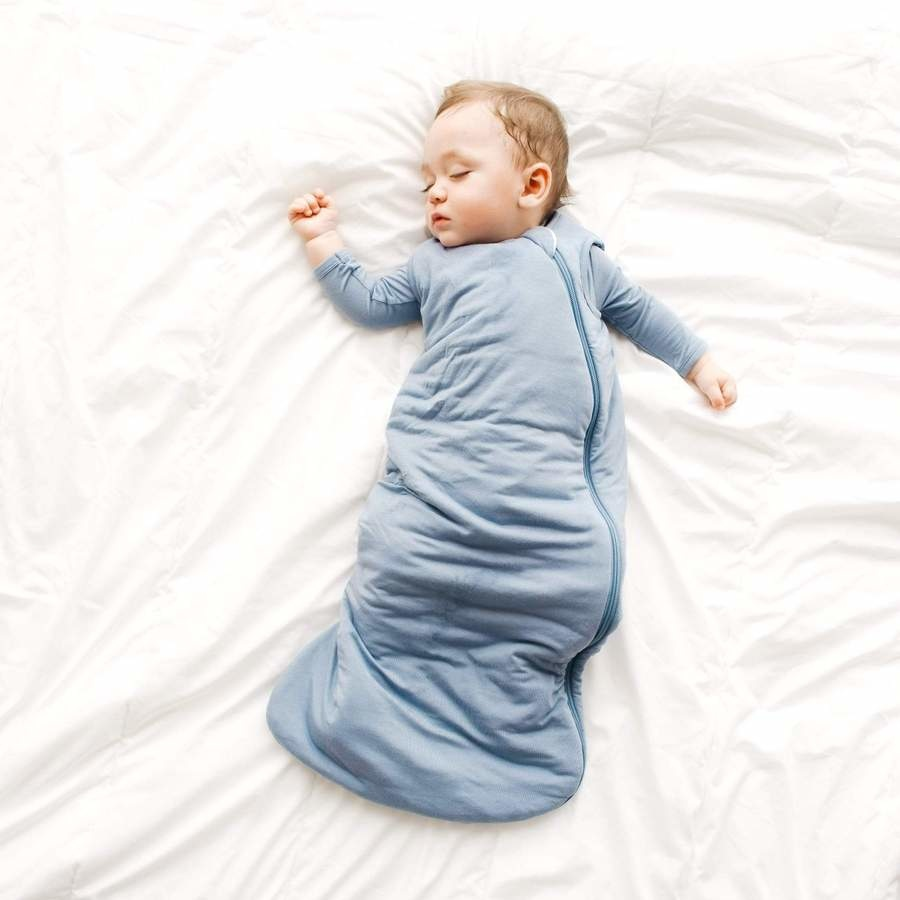 Kyte Baby Kyte Baby Bamboo Sleep Bag 1.0 TOG - Slate