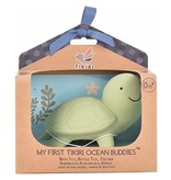 Tikiri Tikiri Ocean Buddy Rattle + Teether + Bath Toy