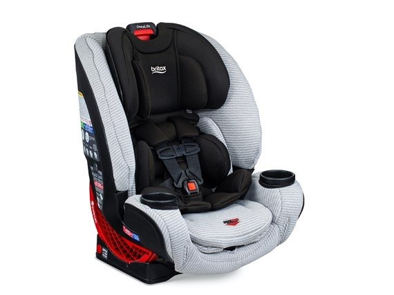Britax Britax One4Life Clean Comfort All-in-One Convertible Car Seat with ARB