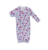 Magnetic Me Organic Gown Set (0-3mo) - Darlington Floral