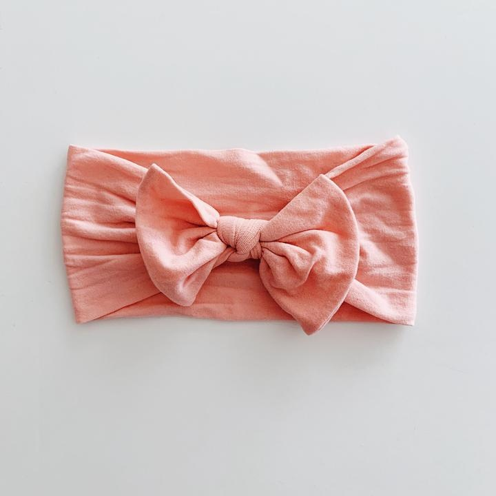 Sugar + Maple Sugar + Maple Classic Bow Headband