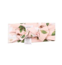 Angel Dear Muslin Headband - Pink Magnolia