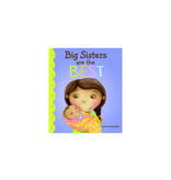 Books Big Sisters Are the Best (board book)