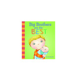 Books Big Brothers Are the Best (board book)
