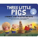 Books The Three Little Pigs: A Favorite Story in Rhythm and Rhyme