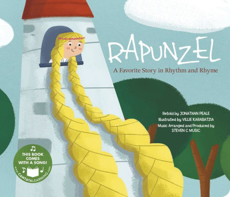 Books Rapunzel: A Favorite Story in Rhythm and Rhyme