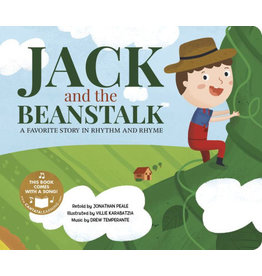 Books Jack and the Beanstalk: A Favorite Story in Rhythm and Rhyme