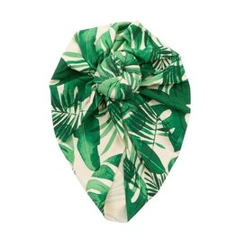 Angel Dear Tropical Leaves Norma Headwrap  6-12 mo