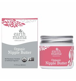 Earth Mama Angel Baby earth mama Organic Nipple Butter (2oz)