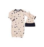 Everly Grey Everly Grey Analise 5-Piece Mom & Newborn Baby PJ Set - Twinkle (bonus $20 gift with purchase)
