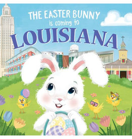 Books The Easter Bunny is Coming to Louisiana