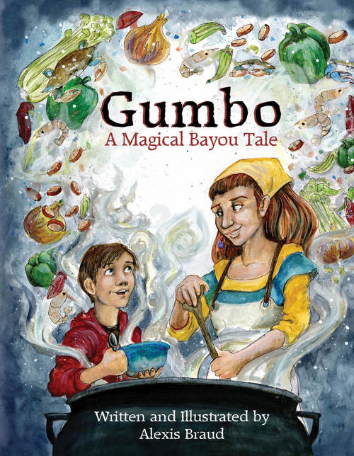 Books Gumbo: A Magical Bayou Tale