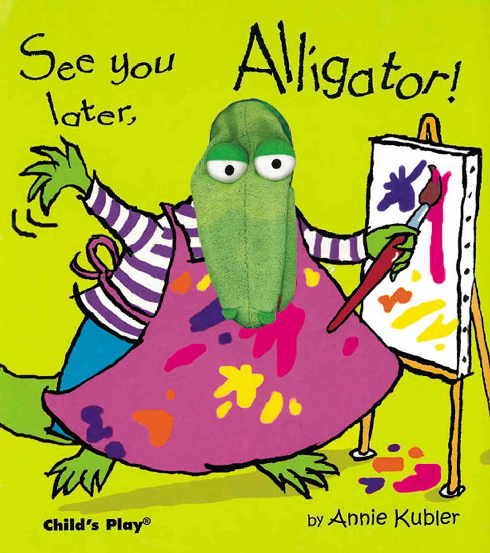 Books See You Later, Alligator