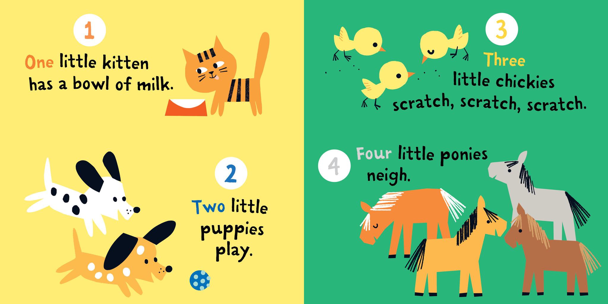 Indestructibles Baby Books Indestructibles: Baby Let's Count
