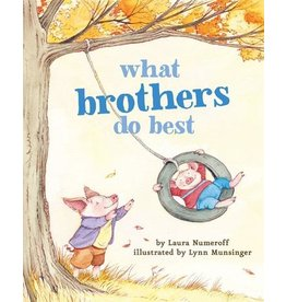 Books What Brothers Do Best