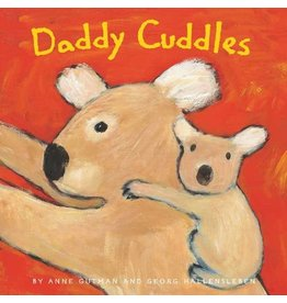 Books Daddy Cuddles (board book)