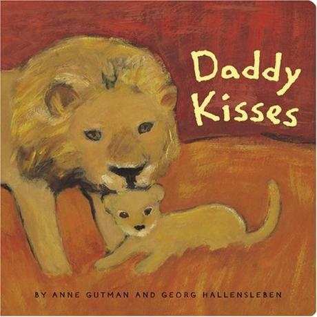 Books Daddy Kisses (board book)