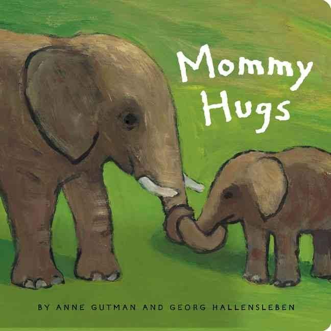 Books Mommy Hugs (board book)
