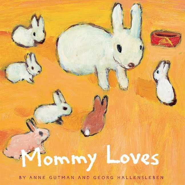 Books Mommy Loves (board book)