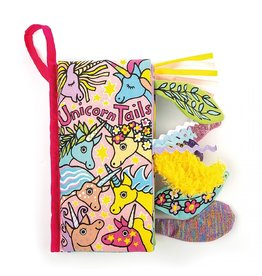 Jellycat Unicorn Tails Activity Book