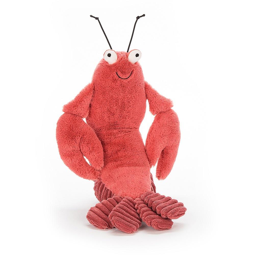 Jellycat Charlie Crawfish (small)