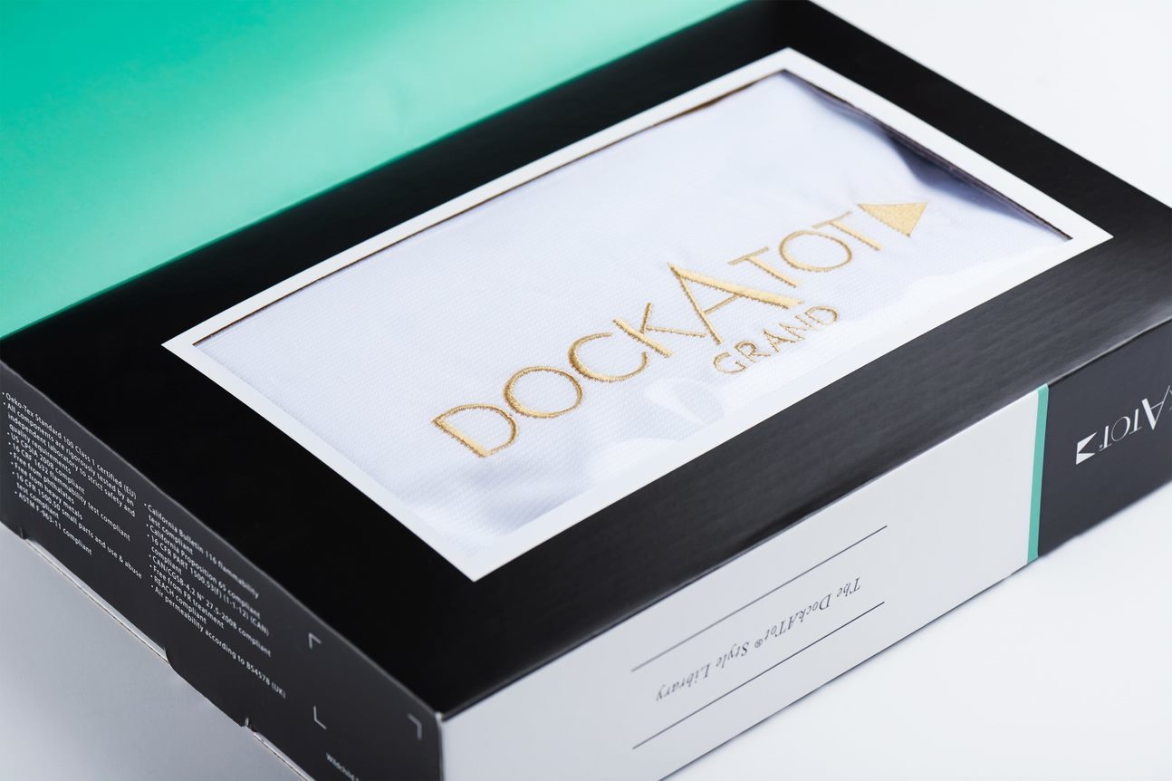 DockATot DockATot Grand Cover- Solid