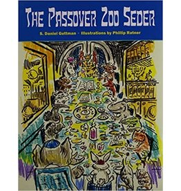 Books The Passover Zoo Seder