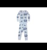 Little Hometown Blue Crab Pajamas