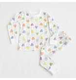 Nola Tawk Snowball Pajamas- Organic