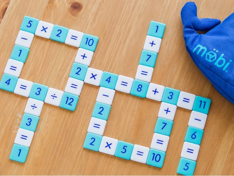 mobi games Mobi Kids Numerical Tile Game