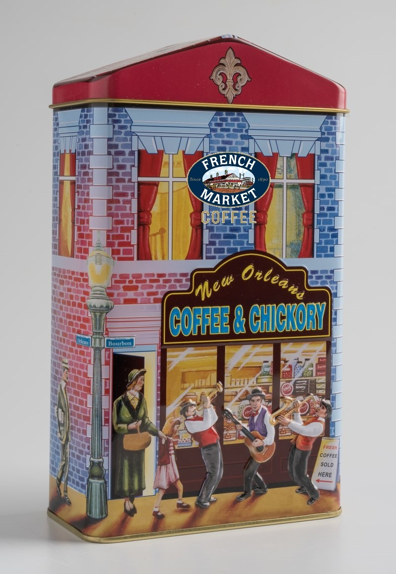Nola Tawk New Orleans Coffee + Chicory Gift Tin