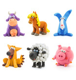 Fat Brain Toys Hey Clay - Animals