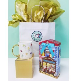 ZukaBaby Mama Needs Coffee Gift Bundle