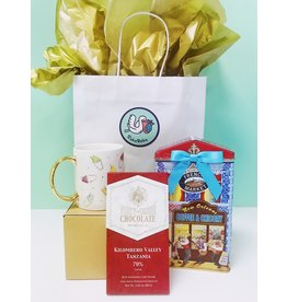 ZukaBaby Mama's Coffee + Chocolate Bliss Bundle