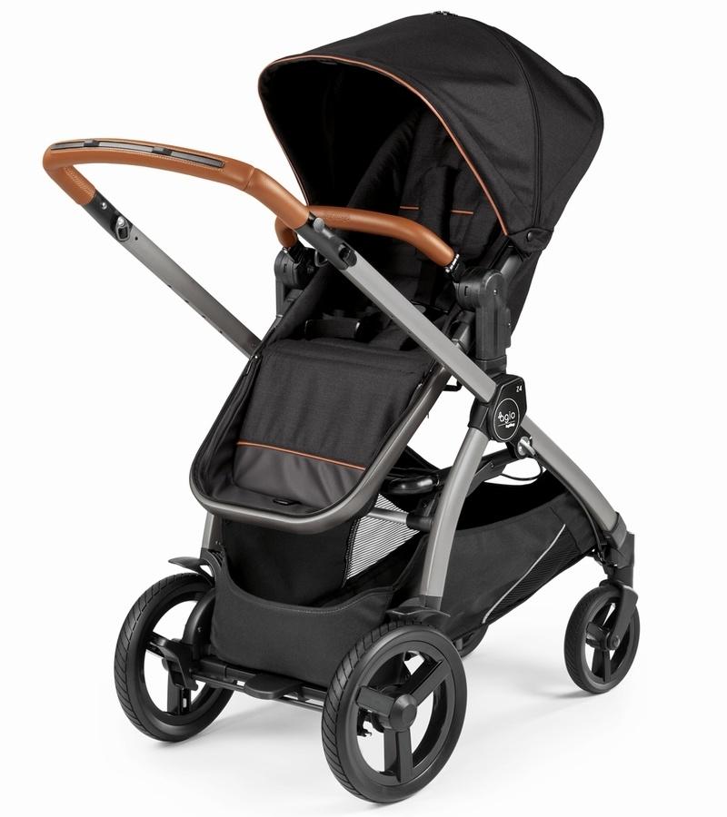 Peg Perego Agio by Peg Perego Z4 Stroller Travel System with Nido Car Seat