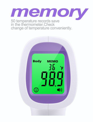 ZukaBaby No Contact Thermometer