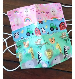 Kids Reusable Face Mask Cover